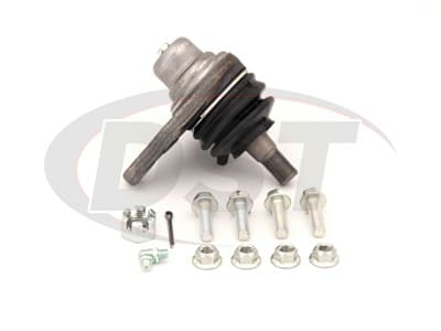 Moog Front Upper Ball Joints for Pickup, T100