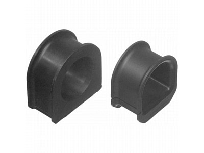 Steering Rack Mount Bushing - Power Steering Models