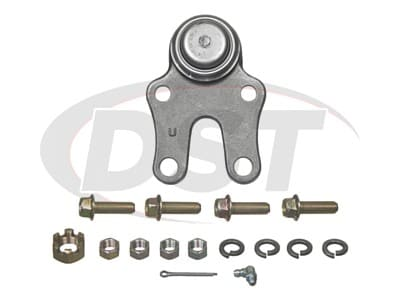 Moog Front Lower Ball Joints for Van