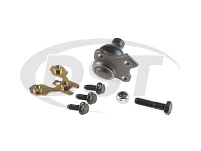Moog Front Lower Ball Joints for Golf, Jetta