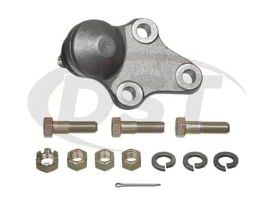Moog Front Lower Ball Joints for Tracker, Sidekick, X-90