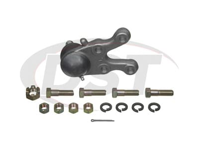 Moog Front Lower Ball Joints for Montero, Montero Sport