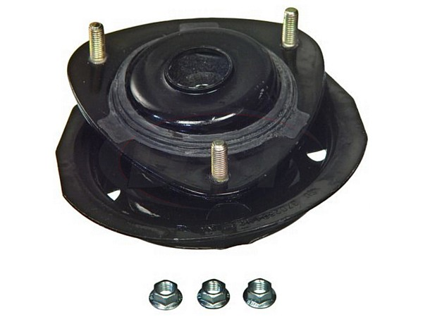 Rear Upper Strut Mount - Driver Side