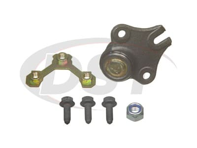 Moog Front Lower Ball Joints for Corrado, Golf, Jetta, Passat