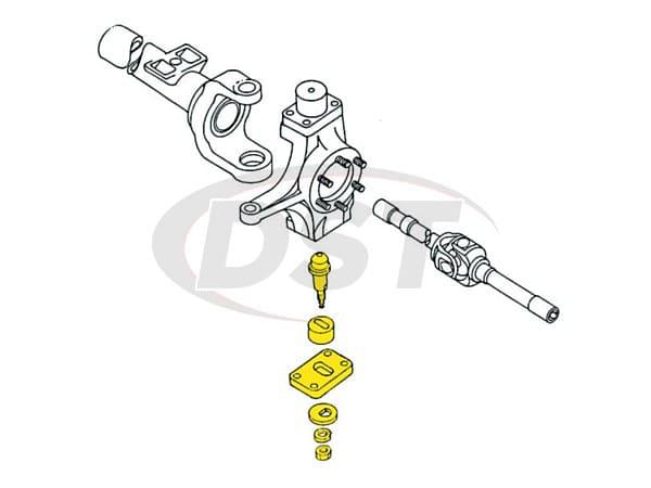 Diagram Ford F 250 Suspension Kit