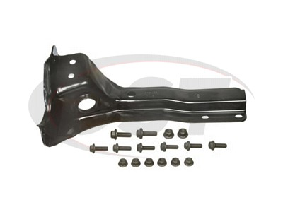 Radius Arm Bracket - Driver Side