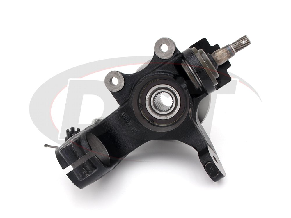 For Ford Transit Connect 11-13 MOOG Front Driver Side Steering Knuckle Assembly