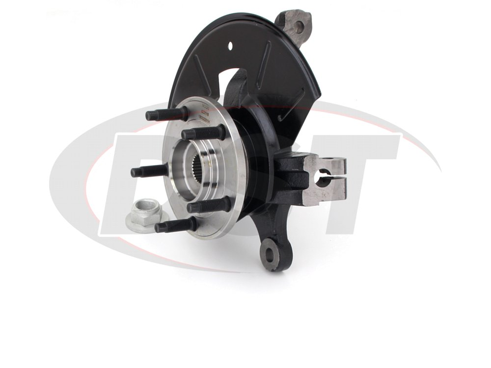 A-Premium Steering Spindle Knuckle Compatible with Ford Escape 2001-2005 Mercury Mariner 2005 Front Passenger Side