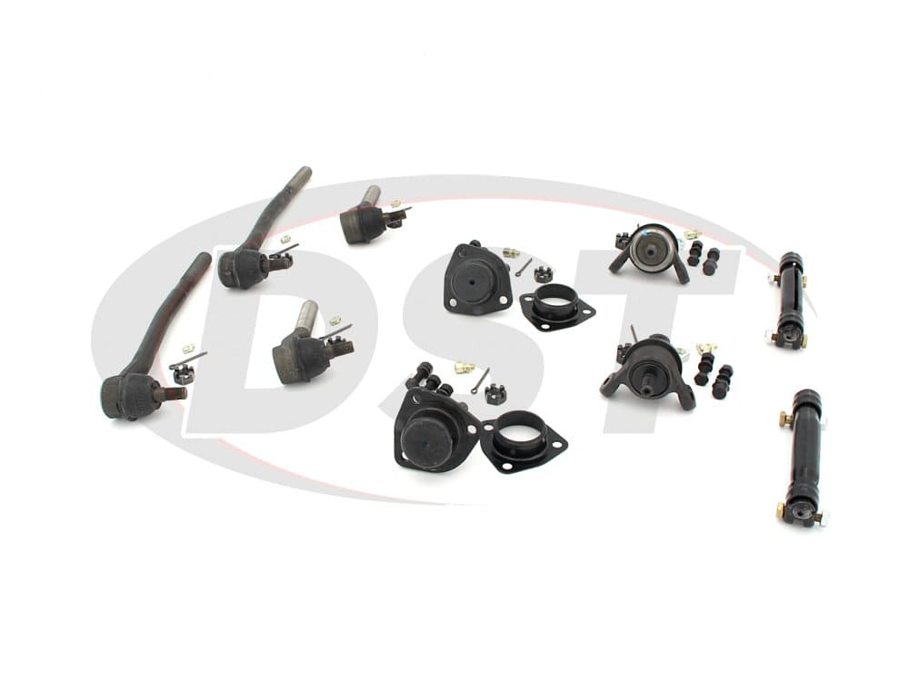 moog-packagedeal009 Front End Steering Rebuild Package Kit