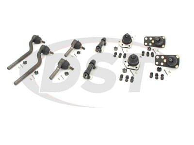 Moog Front End Steering Rebuild Package Kit for Chevy II
