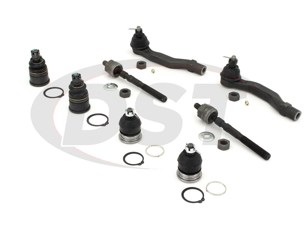 Honda del Sol Front End Steering Rebuild Kit