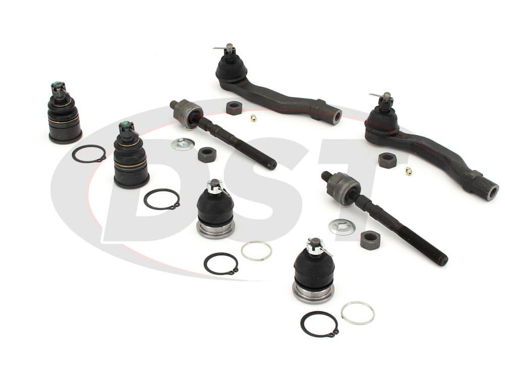 Honda del Sol Front End Steering Rebuild Kit