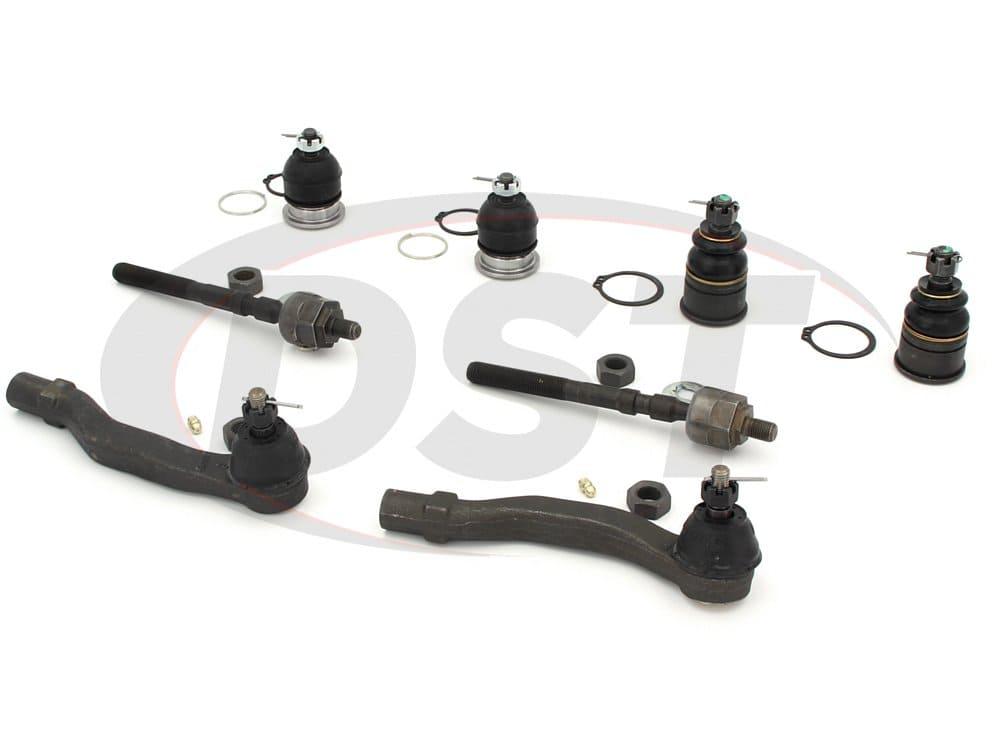 moog-packagedeal014 Front End Steering Rebuild Package Kit