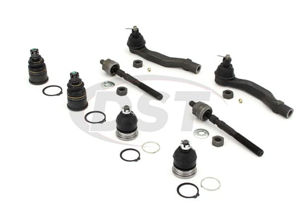 Honda Civic 1992 Front End Steering Rebuild Package Kit