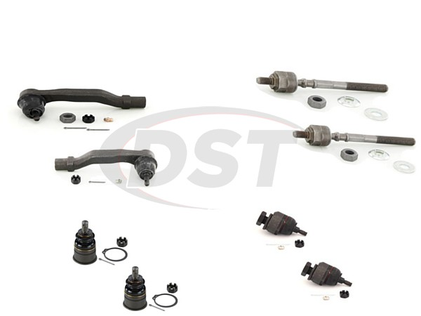 moog-packagedeal018 Front End Steering Rebuild Package Kit