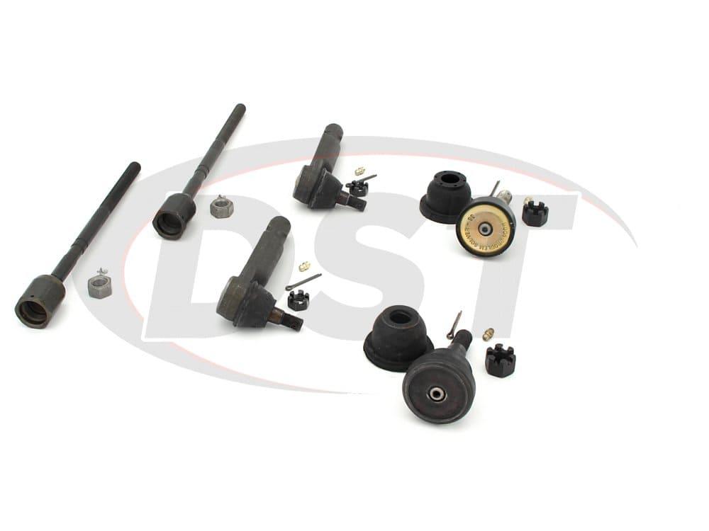 moog-packagedeal026 Front End Steering Rebuild Package Kit