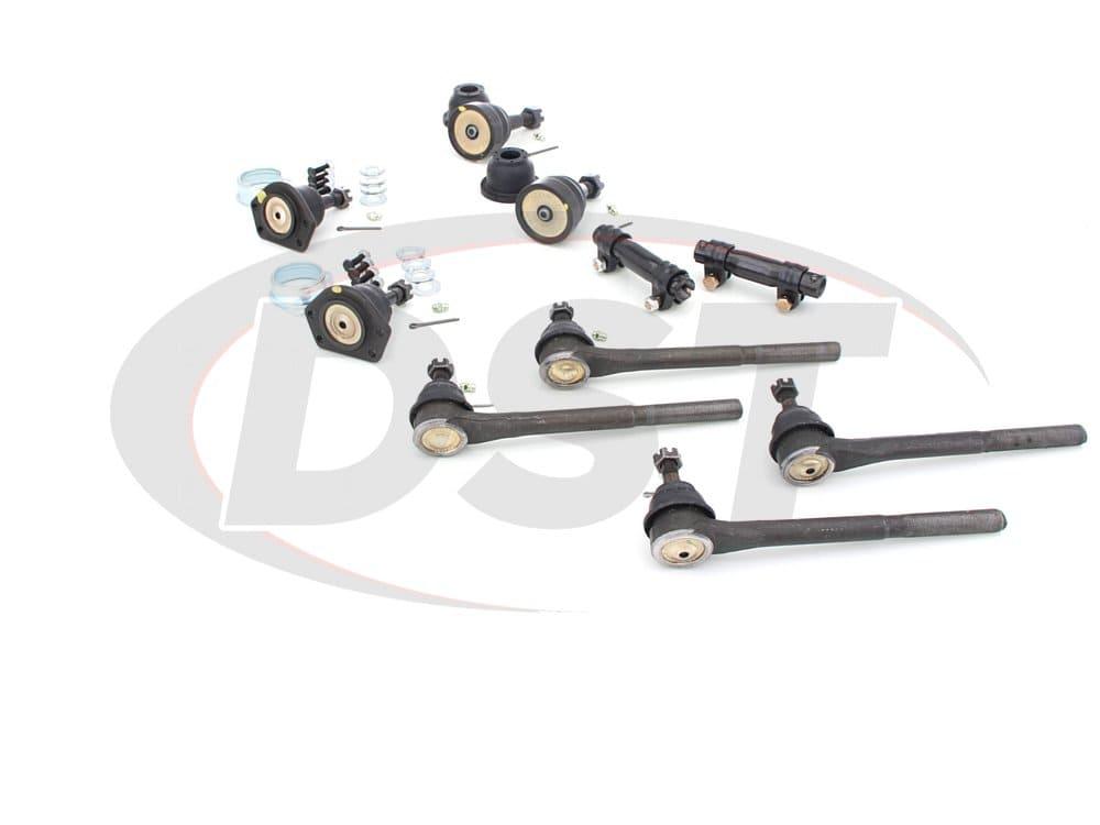 moog-packagedeal030 Front End Steering Rebuild Package Kit