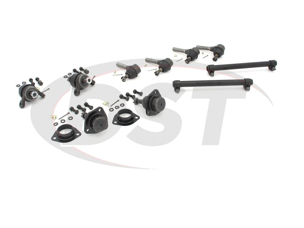 moog-packagedeal032 Front End Steering Rebuild Package Kit