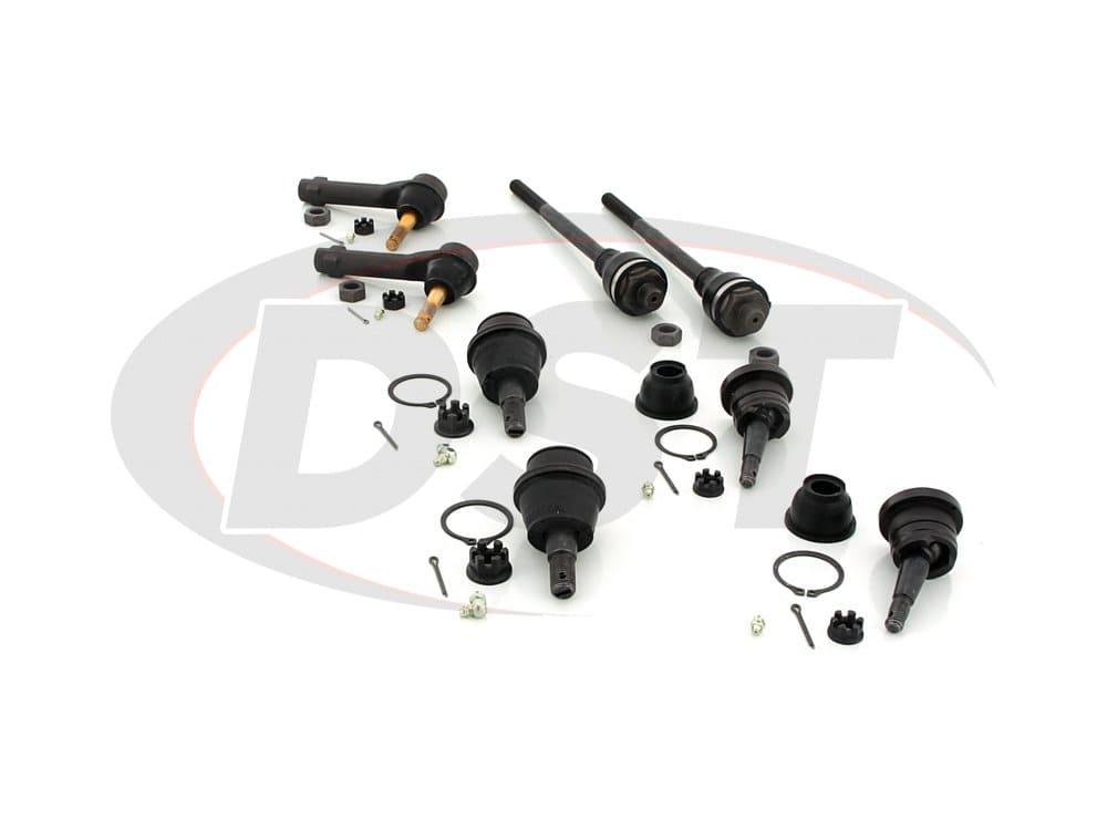 moog-packagedeal035 Front End Steering Rebuild Package Kit