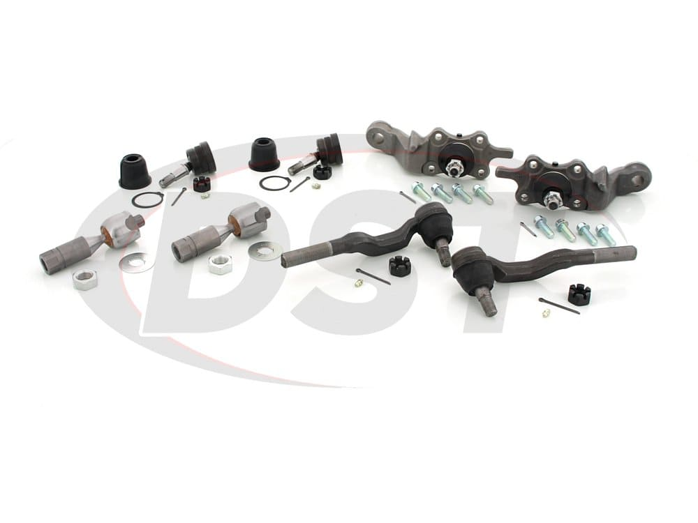 front end steering rebuild kit