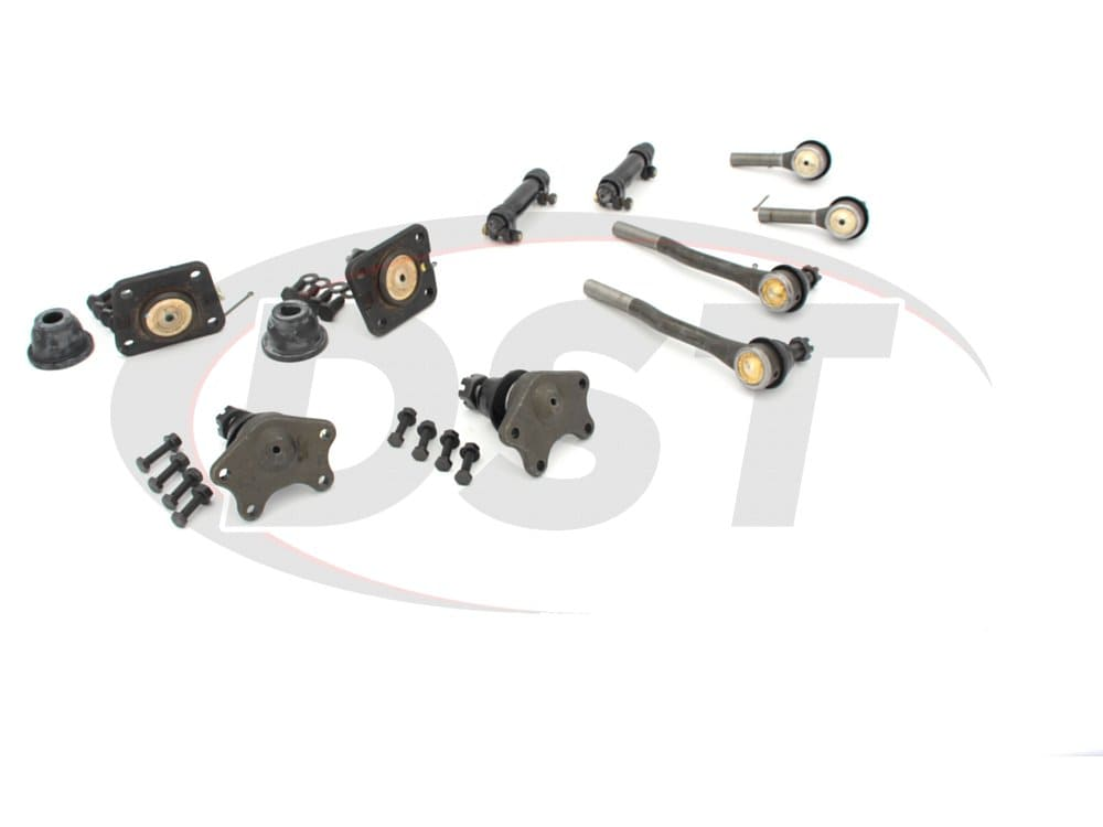 moog-packagedeal043 Front End Steering Rebuild Package Kit