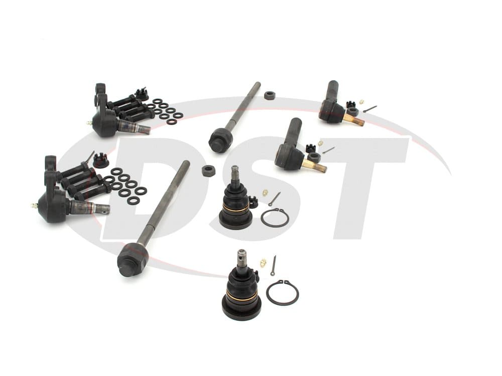 moog-packagedeal045 Front End Steering Rebuild Package Kit - Rack Steering Only