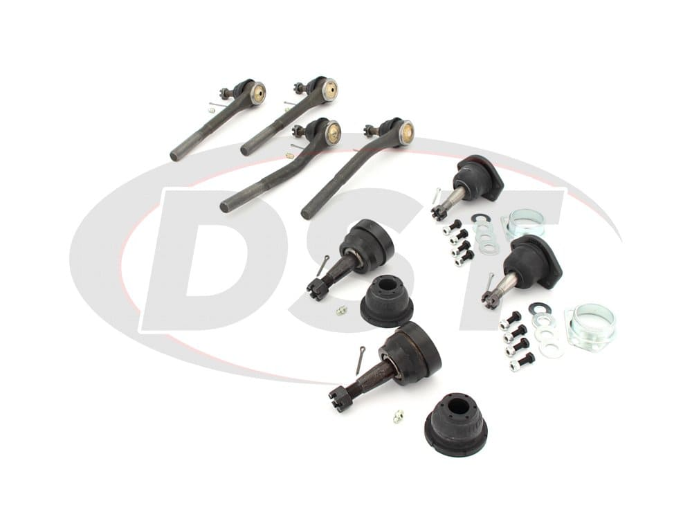 moog-packagedeal049 Front End Steering Rebuild Package Kit