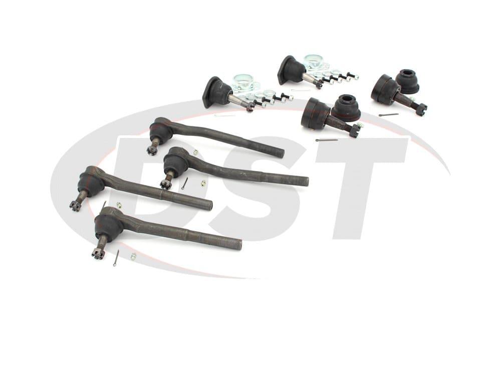 moog-packagedeal049 Front End Steering Rebuild Package Kit