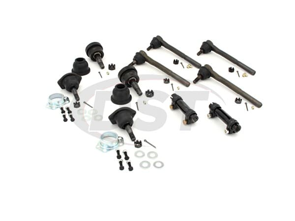 Front End Steering Rebuild Package Kit