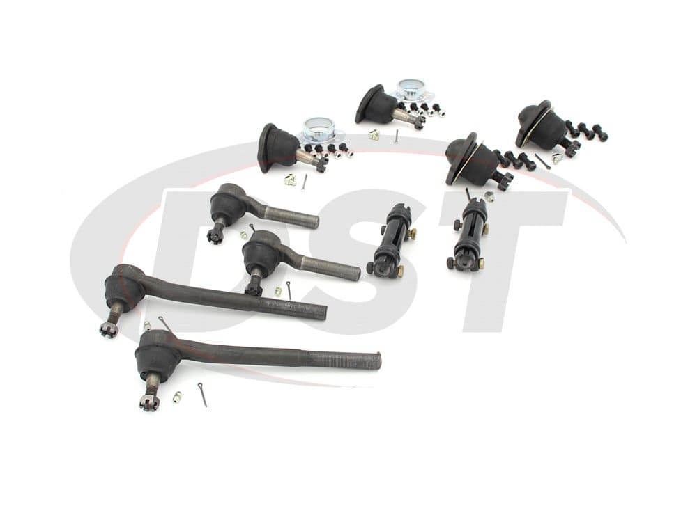 moog-packagedeal051 Front End Steering Rebuild Package Kit