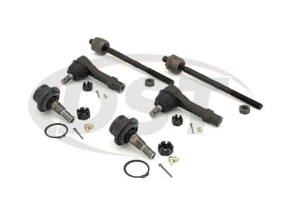 Front End Steering Rebuild Package Kit - Sport