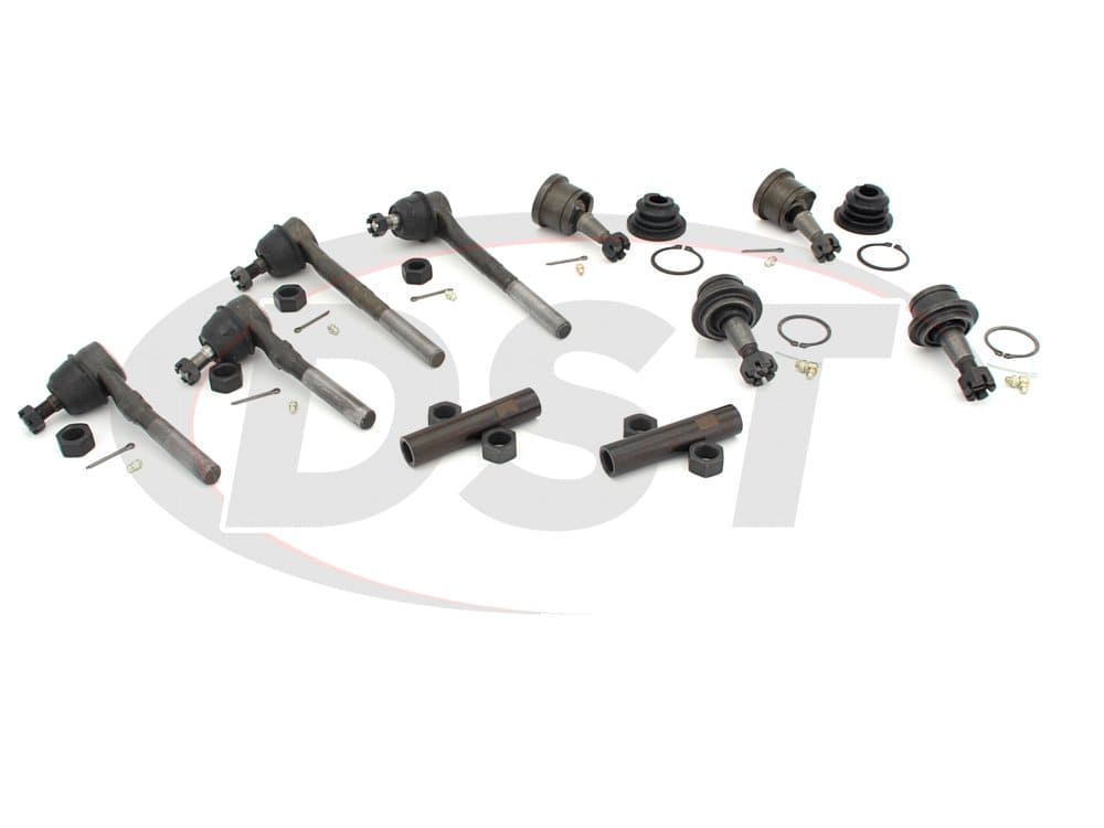 Ford F150 Ball Joint and Tie Rod End Package