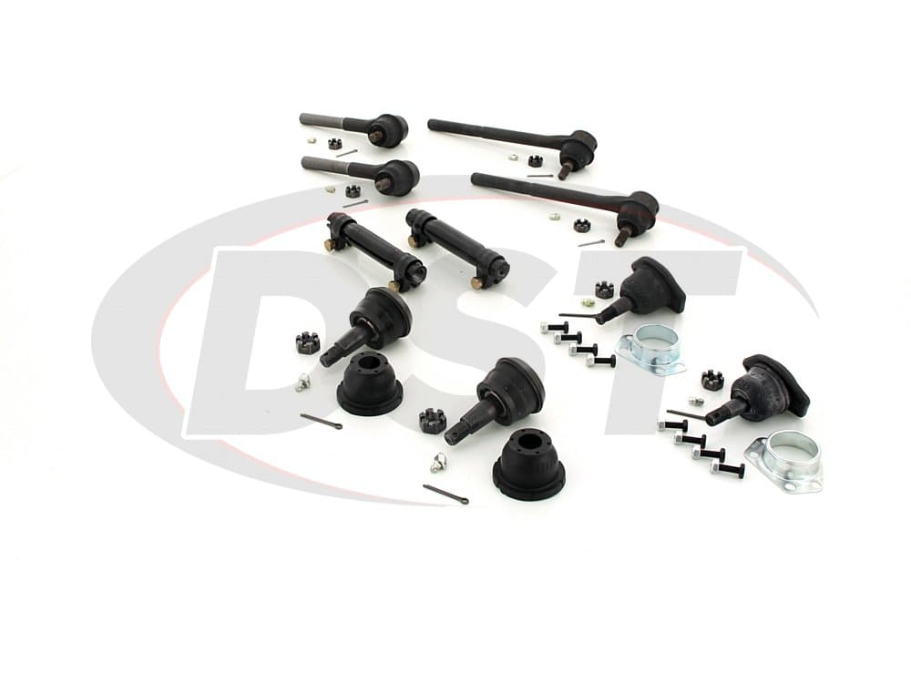 moog-packagedeal064 Front End Steering Rebuild Package Kit