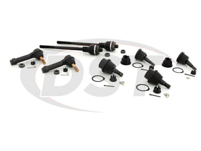 Moog Front End Steering Rebuild Package Kit for Escalade, Avalanche 1500, Suburban 1500, Tahoe, Sierra 1500
