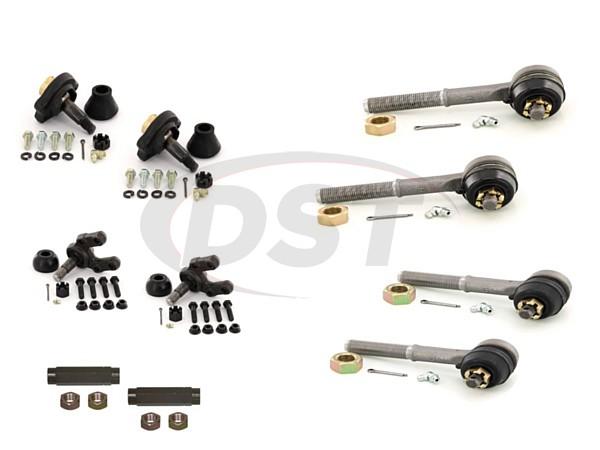 moog-packagedeal070 Front End Steering Rebuild Package Kit