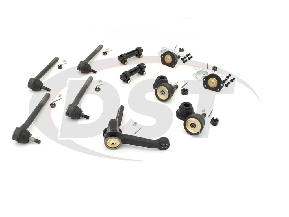 moog-packagedeal072 Front End Steering Rebuild Package Kit