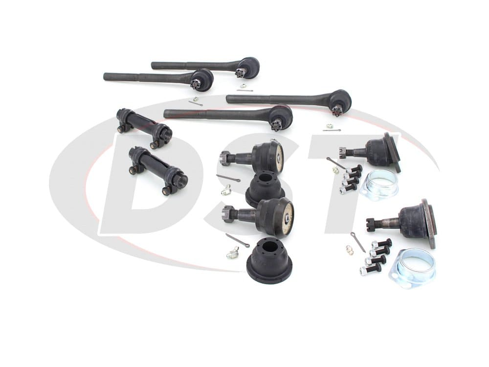moog-packagedeal073 Front End Steering Rebuild Package Kit