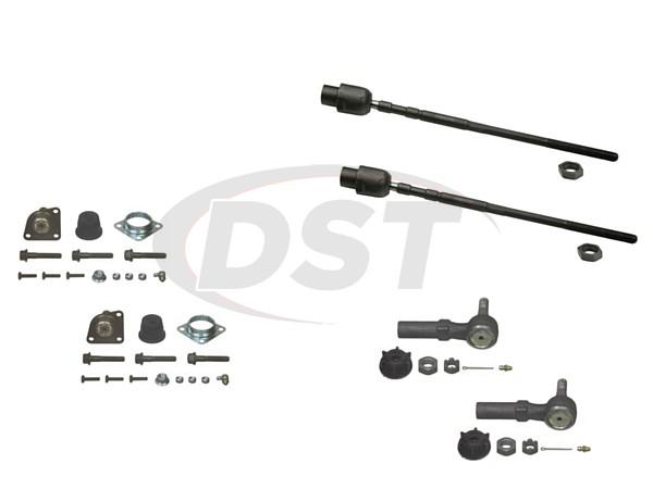 moog-packagedeal074 Front End Steering Rebuild Package Kit