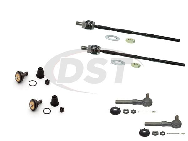 moog-packagedeal079 Front End Steering Rebuild Package Kit