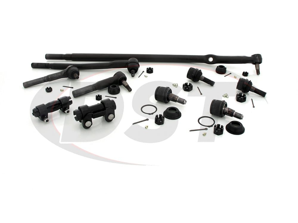 Ford F350 Front End Steering Rebuild Kit