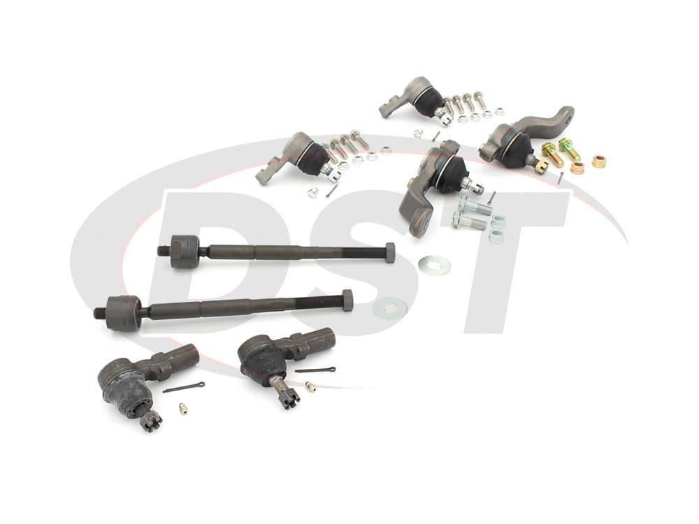 moog-packagedeal083 Front End Steering Rebuild Package Kit - exluding PreRunner