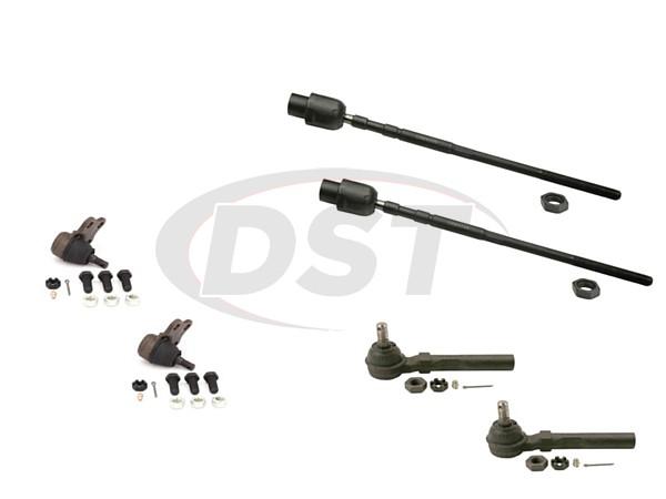moog-packagedeal087 Front End Steering Rebuild Package Kit