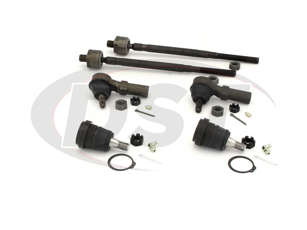 moog-packagedeal090 Front End Steering Rebuild Package Kit