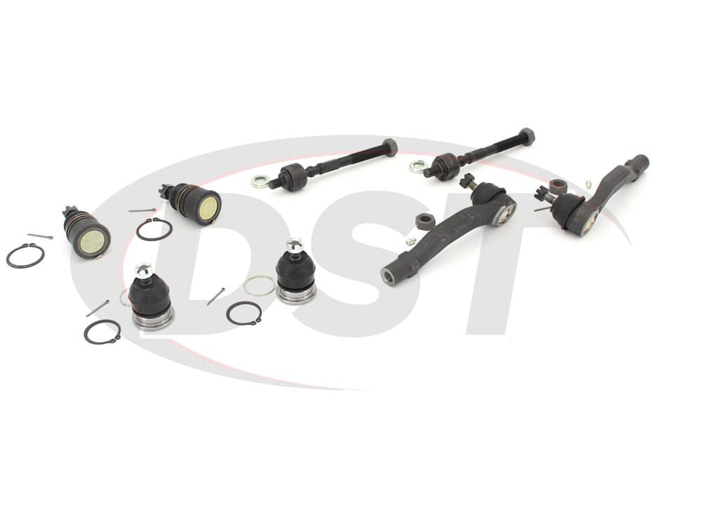 moog-packagedeal091 Front End Steering Rebuild Package Kit - Non SI - Power Steering