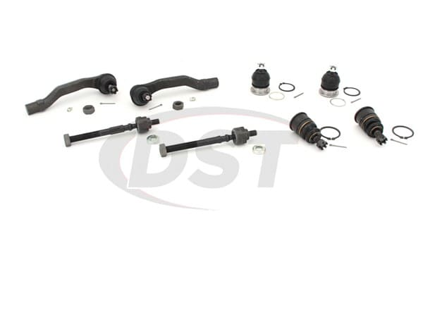 Front End Steering Rebuild Package Kit - Non SI - Power Steering