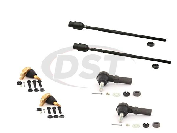 moog-packagedeal094 Front End Steering Rebuild Package Kit