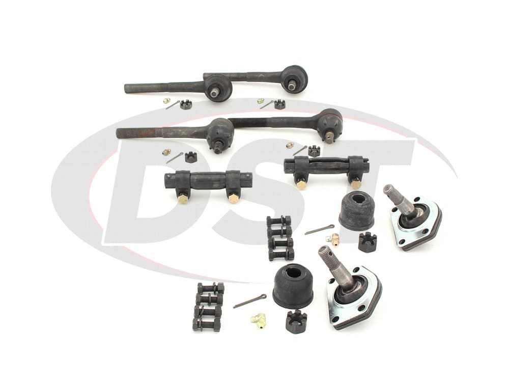 moog-packagedeal097 Front End Steering Rebuild Package Kit
