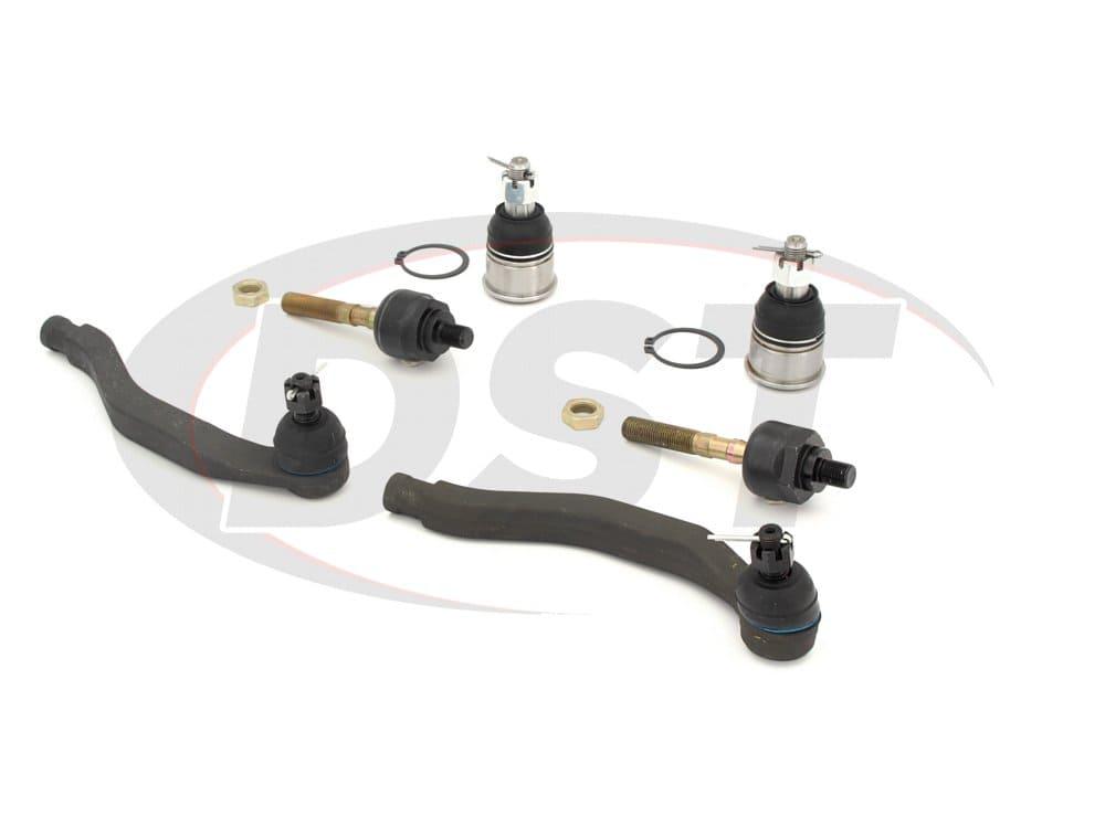 moog-packagedeal102 Front End Steering Rebuild Package Kit