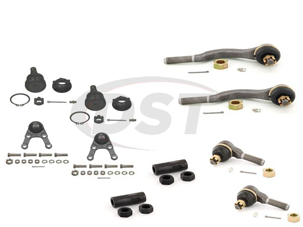 moog-packagedeal107 Front End Steering Rebuild Package Kit