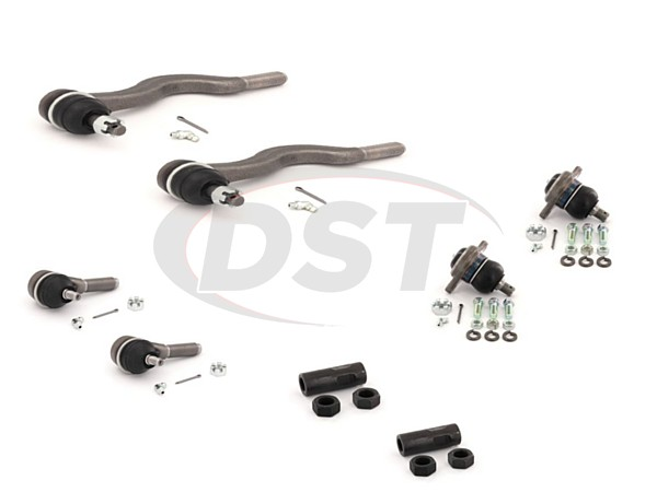 moog-packagedeal108 Front End Steering Rebuild Package Kit